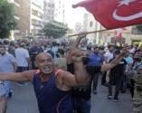 Lübnan'da Ermeni asıllı sunucunun Türkiye'ye hakaret ettiği televizyon kanalı protesto edildi