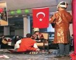 Garajda pandemi tiyatrosu