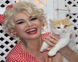 Patilerin dostu Mardinli Marilyn