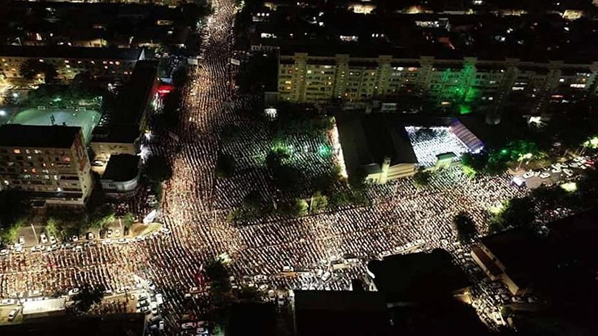 Özbekistan'da Kadir Gecesi