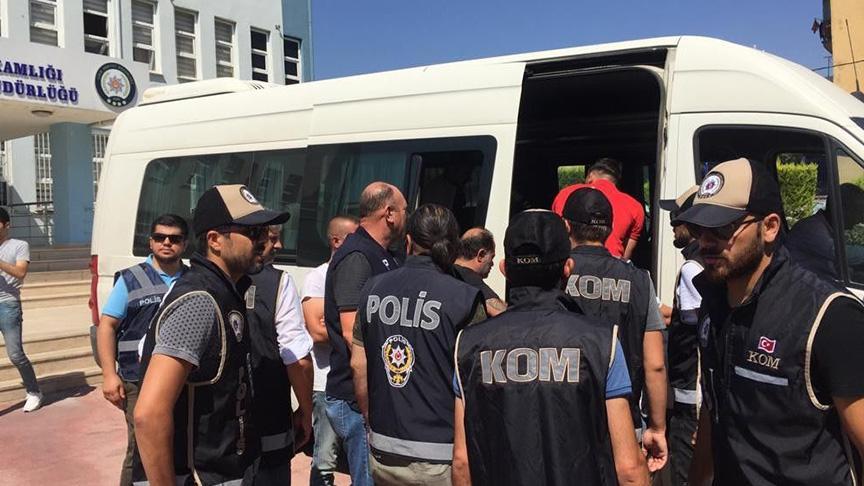 Göçmen Kaçakçılığı operasyonunda 41 kişi tutuklandı