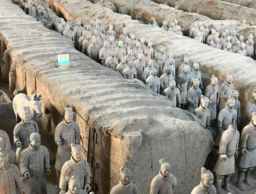 Çin'in toprak askerleri