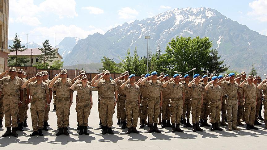 Jandarma teşkilatı 180 yaşında