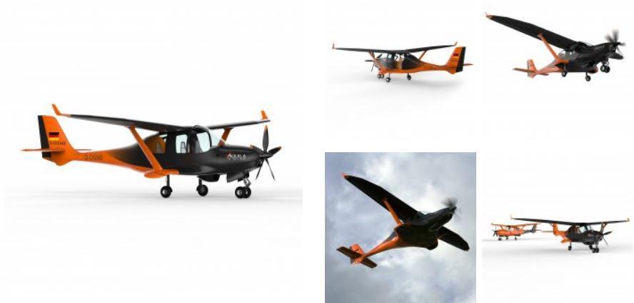 'Türk Kartalı' en mükemmel uçak tasarımı ödülünü aldı
