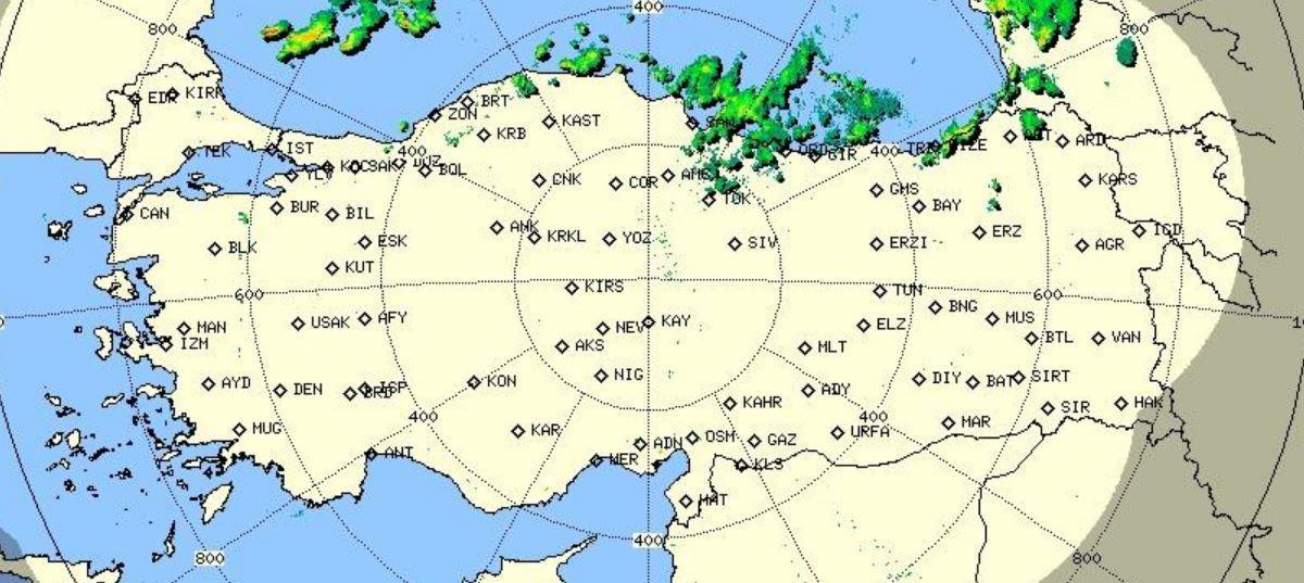 Meteoroloji'den son dakika hava durumu ve yağış uyarıları art arda geliyor!