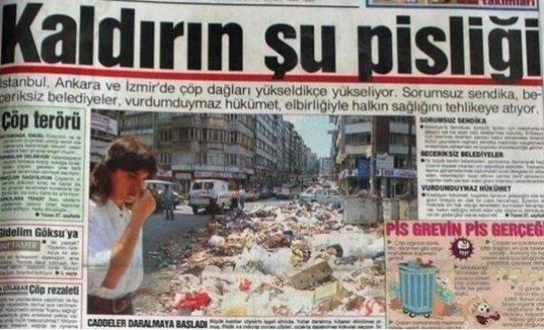 İBB eski başkanı Sözen: İstanbul'u Tanrı susuz bıraktı