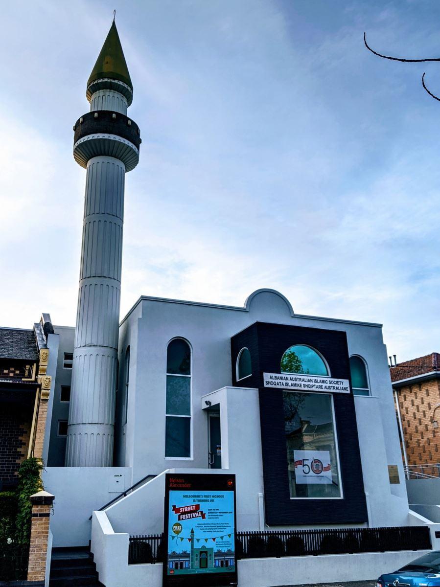 EJkA7VwU8AAnTqc - Melbourne'ün ilk camisi Arnavut Camii 50 yaşında