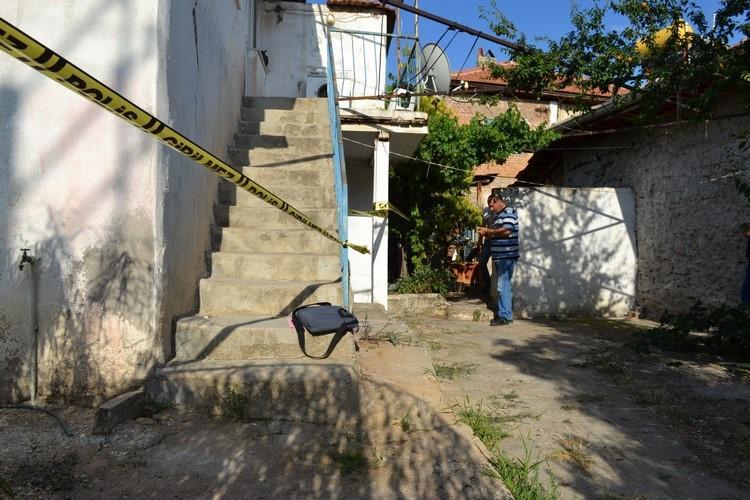 Cinayette dehşete düşüren detaylar ortaya çıktı: Satırla öldürülmüş