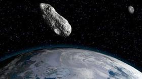 3 gün önce farkedilen asteroit dünyayı adeta sıyırarak geçti