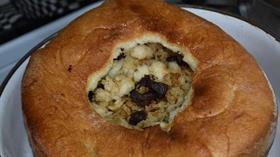 Ege'nin ramazan hediyesi dolmalık ekmek, raflarda yerini aldı
