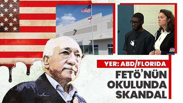 ABD'de FETÖ okulu çalışanına ahlaksızlıktan gözaltı