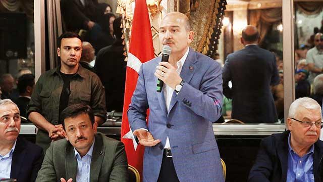 'Türkiye düşmanları fırsat kolluyor'