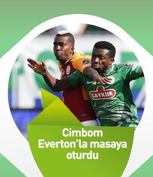 Galatasaray Onyekuru için Everton ile masaya oturdu