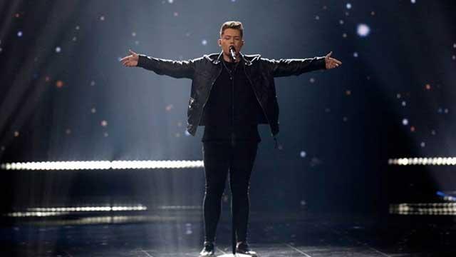 Yarışmada sonuncu olan İngiltere temsilcisi: Eurovision tamamen politik