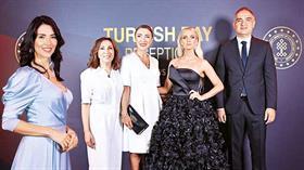 Cannes'ta Türk günü!