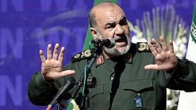 İran Devrim Muhafızları Komutanı: Savaştan korkmuyoruz