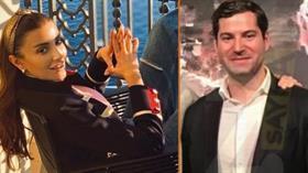 Özge Ulusoy ve sevgilisi Faruk Çolakoğlu Fransa'da barışma tatiline çıktı