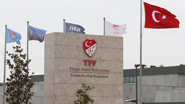 TFF, şampiyon Galatasaray'ı tebrik etti
