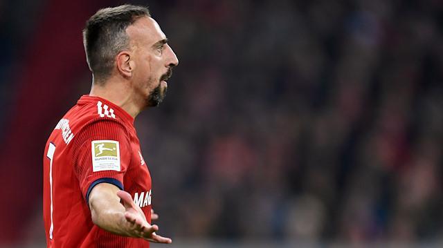 Frank Ribery adım adım Galatasaray'a...