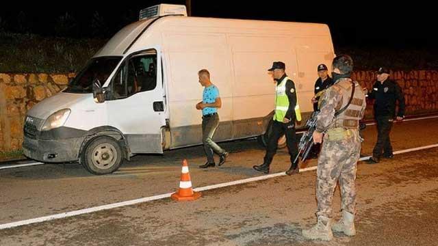 Türk Interpol'ü Sarar çiftini gasp edenlerin yakalanması için devrede