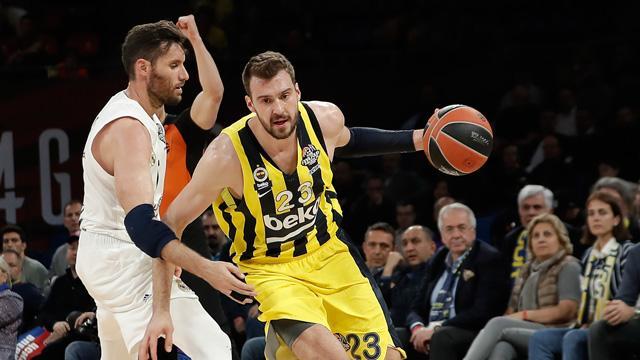 Fenerbahçe Beko, THY Avrupa Ligi'ni dördüncü bitirdi