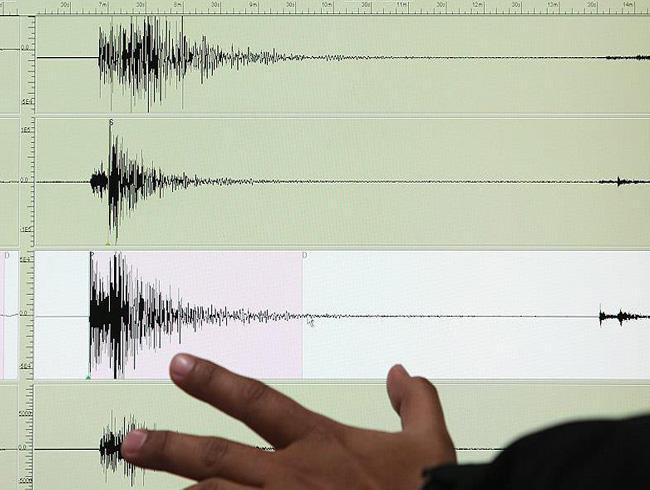 Ege Denizi'nde 3,6 büyüklüğünde deprem meydana geldi