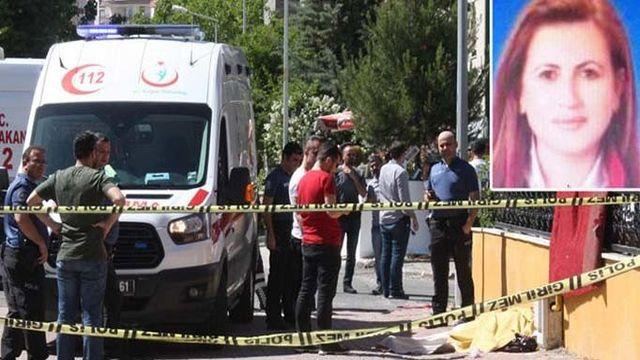 Diyarbakır'da doktorluk yapan şahıs, avukat eşine kurşun yağdırdı