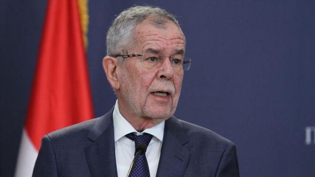 Van der Bellen: Avusturya'da siyasete olan güven yeniden tesis edilmelidir