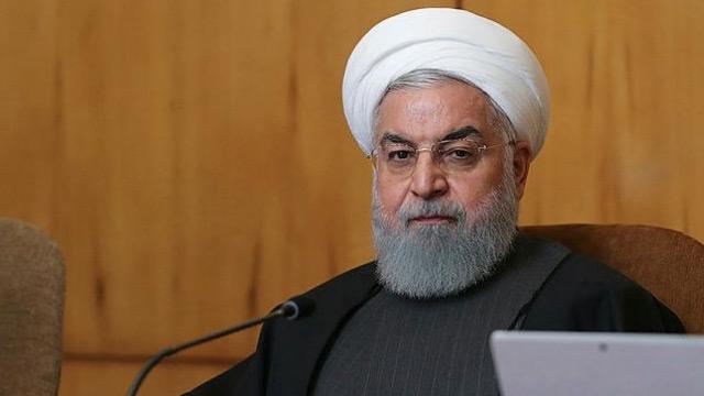 Ruhani'den Trump'ın çağrısına yanıt: Böylesi bir müzakereyi kabul edemeyiz