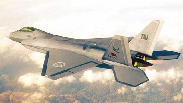 Milli Muharip Uçak2026'da göklerde