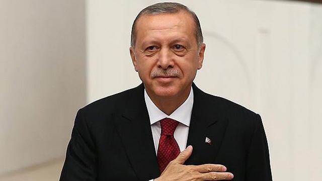 Başkan Erdoğan'dan '19 Mayıs' mesajı