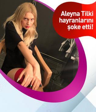 Aleyna Tilki'den sürpriz karar: Kapattı