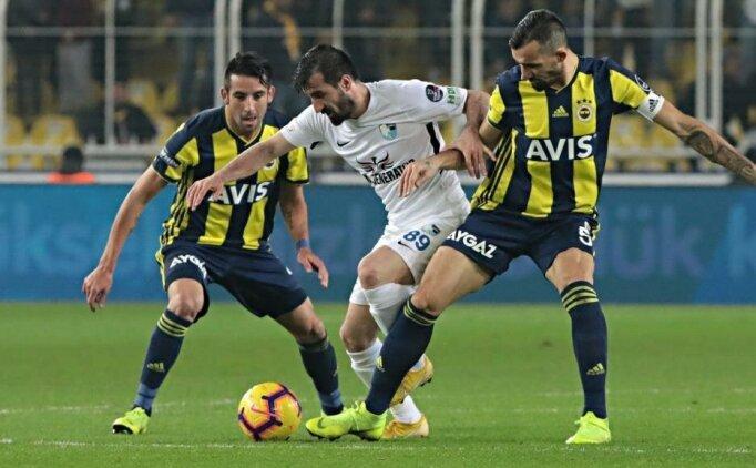 Erzurumspor için hayati maç! Erzurumspor - Fenerbahçe muhtemel 11'ler
