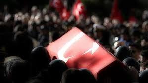 İzmir'e şehit ateşi düştü...