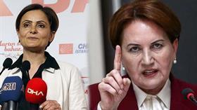 Canan Kaftancıoğlu'ndan Meral Akşener'e ağır hakaret: Namussuz, geçmişin kirli siyasetçisi