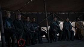 Final sezonu susattı: Game of Thrones sahnesinde bu kez de su şişesi 'unutuldu'