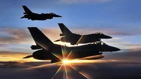 Irak'ın kuzeyine hava harekatı! Hedefler imha edildi