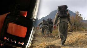 PKK'dan çöküş itirafı! Telsiz konuşmalarına yansıdı