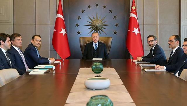 Başkan Erdoğan: Türk Konseyi'nin mevcut yapısını korumasını istiyoruz