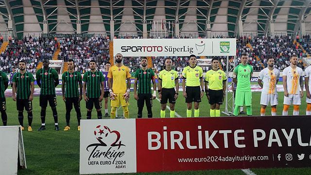 Galatasaray Süper Kupa maçını Akhisarspor'la oynayacak