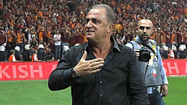Fatih Terim'in paylaşımı Galatasaraylıları mest etti