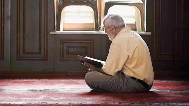 Allah'a adanmış 10 gün: İtikaf