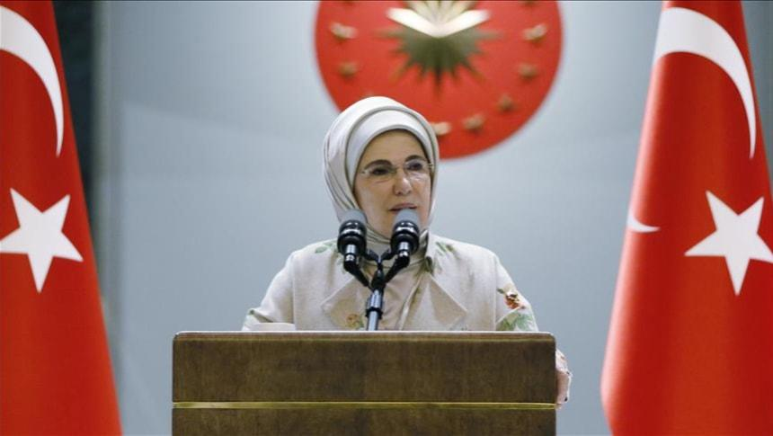 DSÖ'den Emine Erdoğan'a özel davet