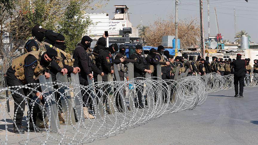 Irak'tan: Füze saldırısı Yeşil Bölge'nin açılmasını engellemez