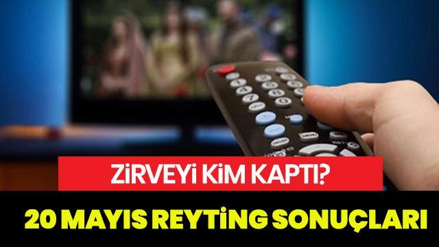 20 Mayıs reyting sonuçları:  Çukur, Zalim İstanbul, Söz reyting sıralaması!