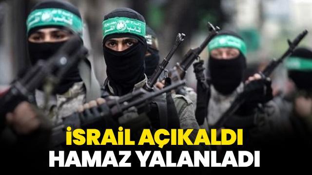 Hamas, İsrail ile 6 aylık ateşkese varıldığını yalanladı