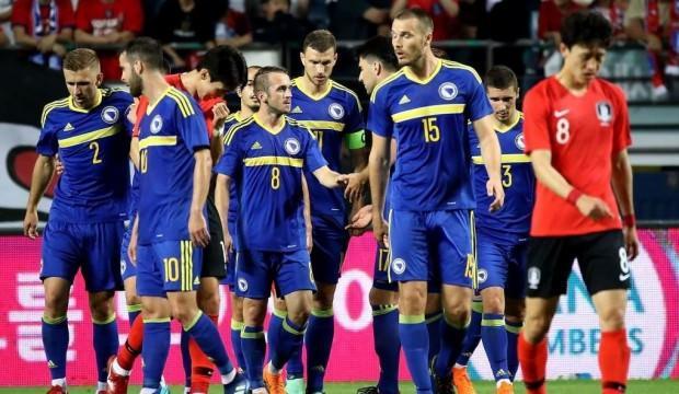 Bosna Hersek'in kadrosu açıklandı! Süper Lig'den 4 futbolcu var