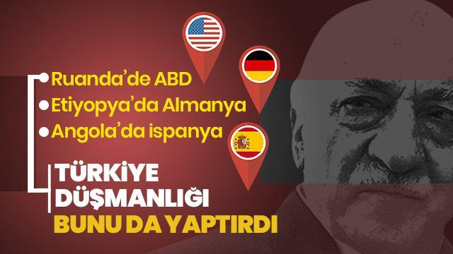 Türkiye'ye karşı kim güçlüyse onun bayrağını çekiyorlar