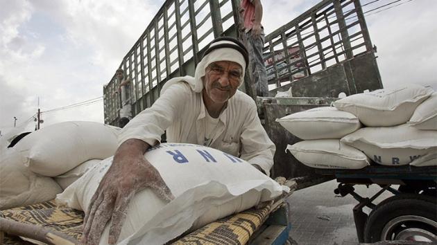 Husiler BM'nin gönderdiği unları ''haşere bulunduğu'' iddiasıyla geri çevirdi