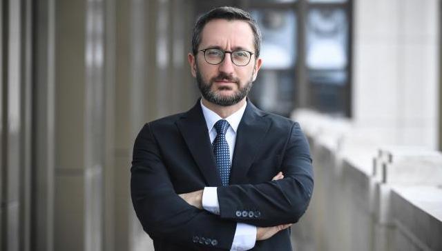 Fahrettin Altun: Türkiye'nin politika ve tezlerini Amerikalılara anlatacağız